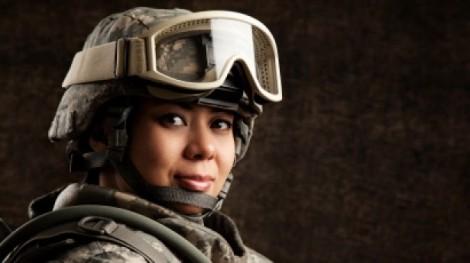 military-women